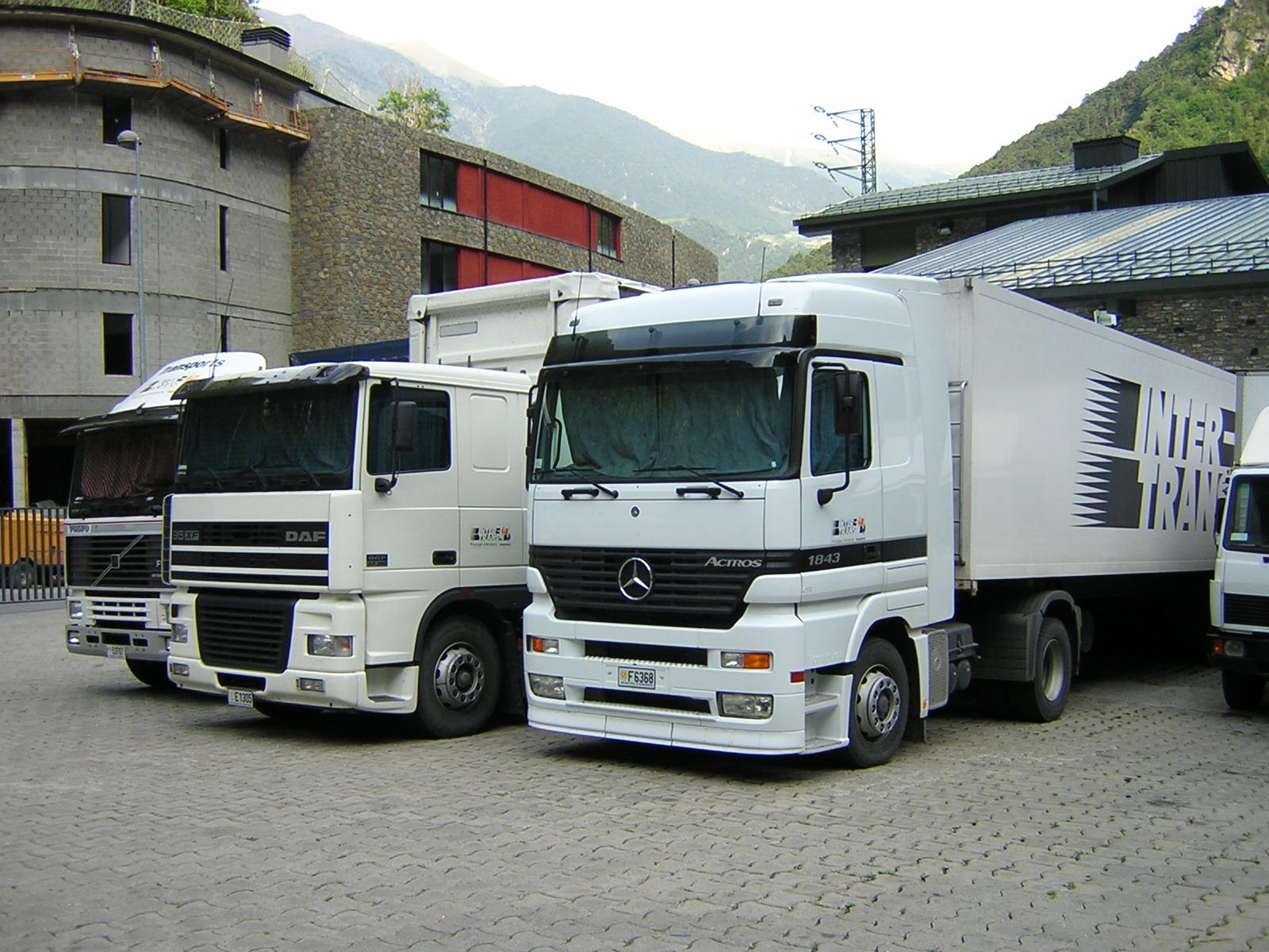 Empresa de Transport Ubicada a Andorra des de 1965